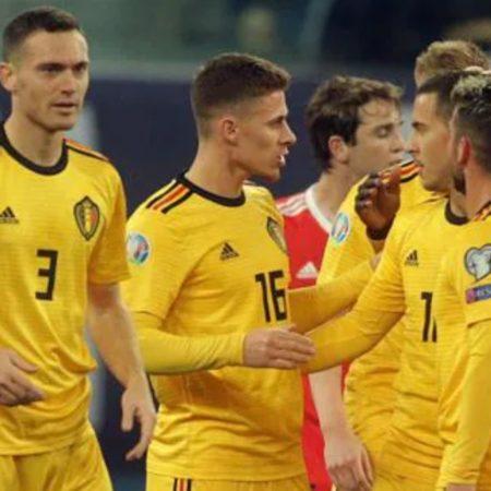 เบลเยียม พบ รัสเซีย ยูโร 2020 สถิติก่อนแข่งที่น่าสนใจ