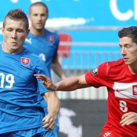 โปแลนด์ พบ สโลวาเกีย ยูโร 2020 สถิติก่อนแข่งที่น่าสนใจ