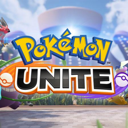 อีสปอร์ต เกมอีสปอร์ต ลองเล่น Pokemon Unite MOBA 5V5 สำหรับมือใหม่หัดเล่น